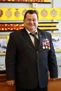 А. Н. Киося, директор школы с инклюзивным образованием
