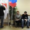 Избирательный участок на выборах мэра Химок